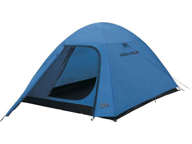 High Peak Kiruna 2 Tente, blue/grey